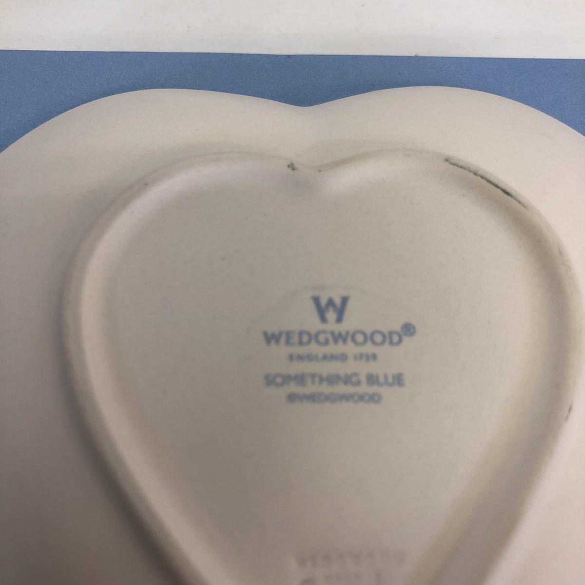 【未使用品】WEDGWOOD ウェッジウッド(置時計/プレート/ソープ)_画像5