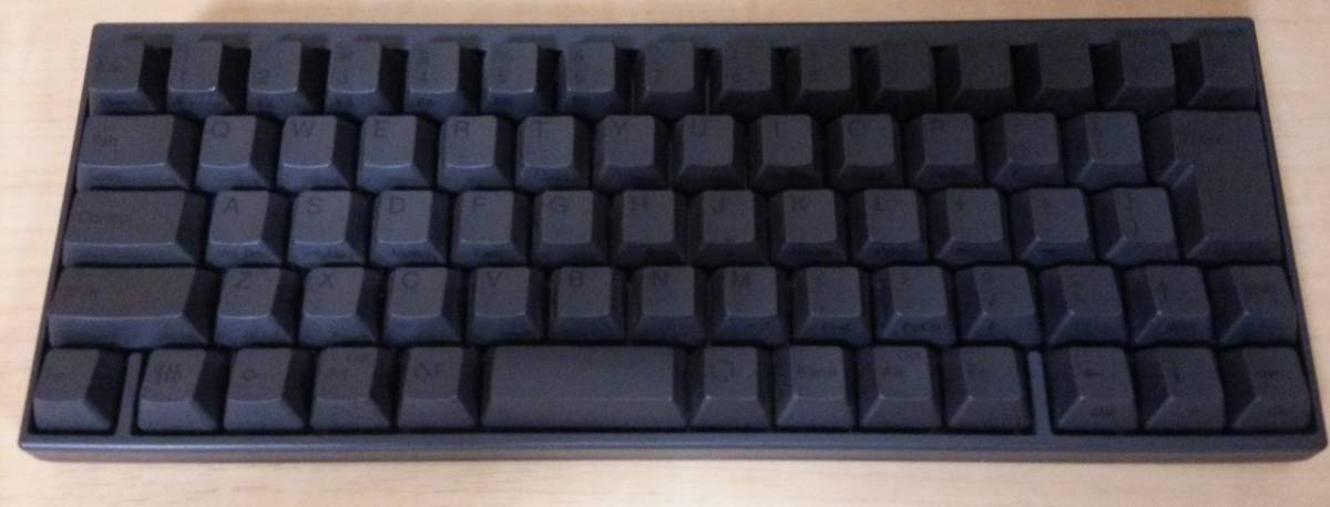 【美品】Happy Hacking Keyboard Professional JP 日本語 黒 キーボード (HHKB Pro JP)