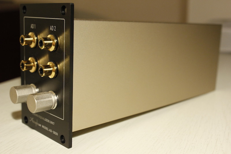 Accuphase/アキュフェーズ AD-2820 C-2820用フォノイコライザーボード_画像2
