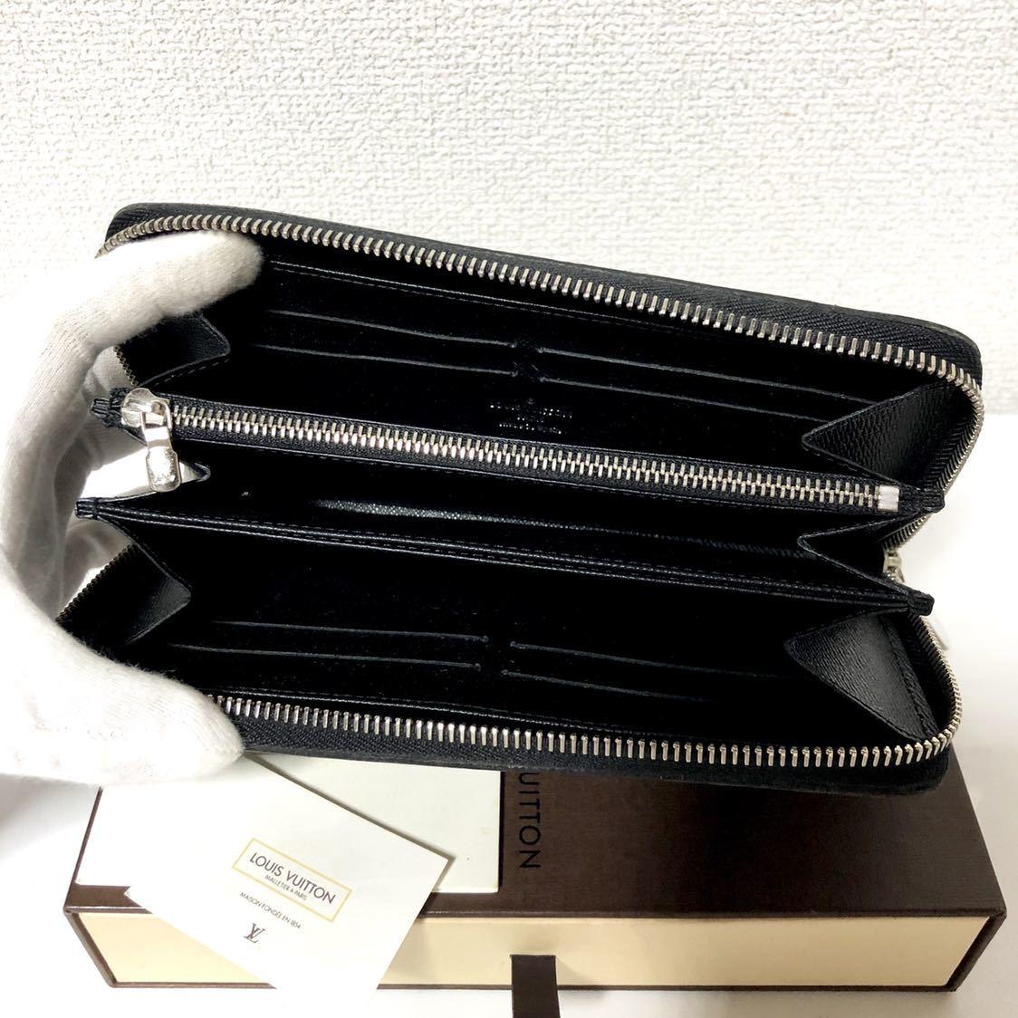 92★超極美品★ルイヴィトン★ジップ 長財布 ジッピー エピ★正規品★_画像3