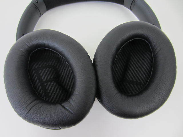 BOSE ボーズ 【QC35】 QuietComfort 35 wireless headphones 中古美品 音出し確認済 外箱あり ワイヤレスヘッドホン_画像5