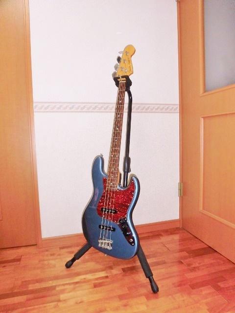 レアカラー Fender Japan Jazz Bass USAピックアップ_画像3