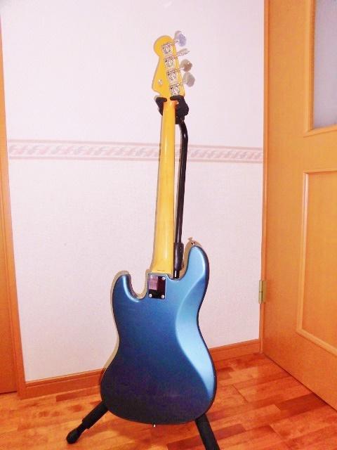 レアカラー Fender Japan Jazz Bass USAピックアップ_画像4