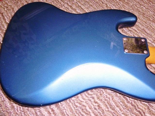 レアカラー Fender Japan Jazz Bass USAピックアップ_画像9