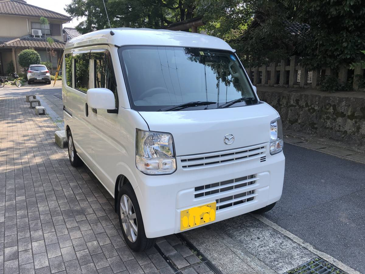 ☆事故車現状 DG17V スクラム 4WD オートマ☆