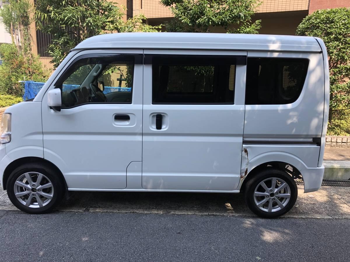 ☆事故車現状 DG17V スクラム 4WD オートマ☆_画像3