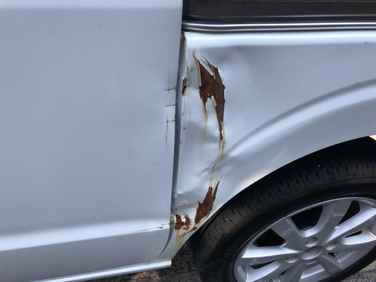 ☆事故車現状 DG17V スクラム 4WD オートマ☆_画像4