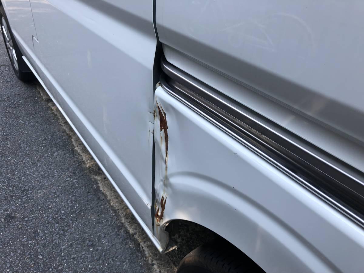 ☆事故車現状 DG17V スクラム 4WD オートマ☆_画像5