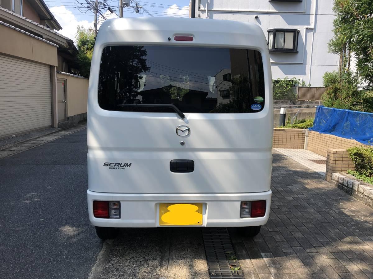 ☆事故車現状 DG17V スクラム 4WD オートマ☆_画像6