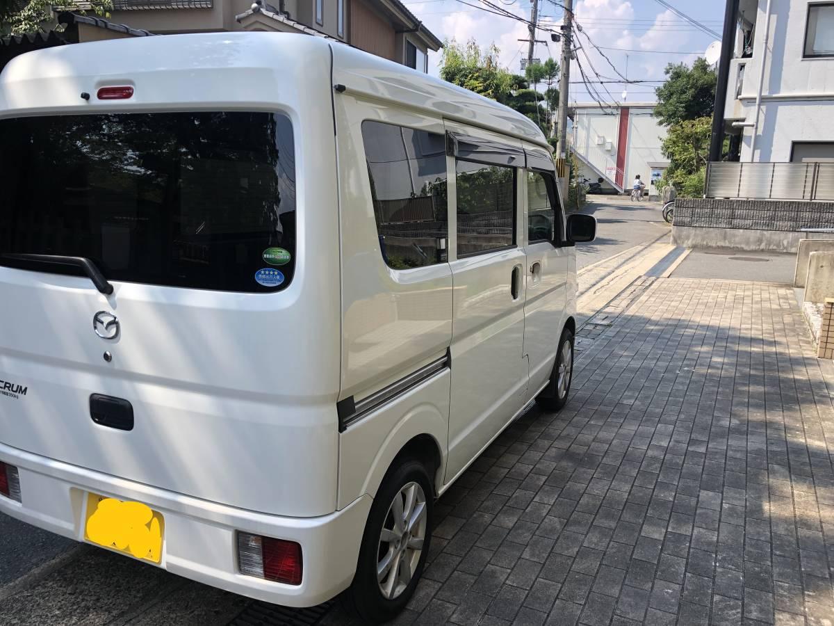 ☆事故車現状 DG17V スクラム 4WD オートマ☆_画像7