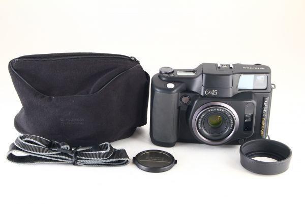 [V.Good/Count 100] FUJIFILM GA645i Pro Medium Format Film Camera From JAPAN 5708