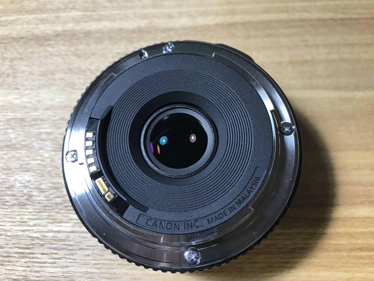 【美品】CANON EF40mm F2.8 STM キヤノン レンズ_画像3