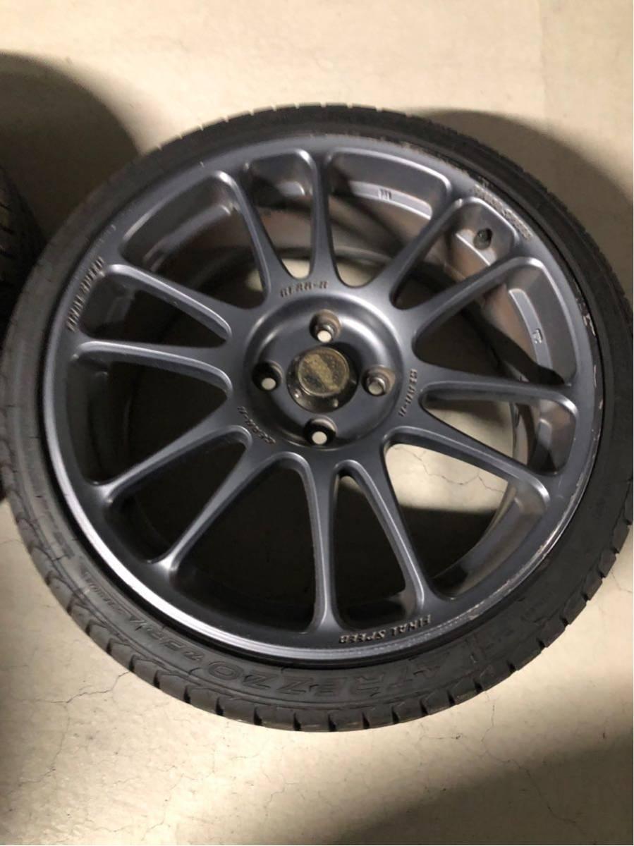 Радиальные шины FINAL SPEED GEAR R  2018 195 40R17 4 8  17