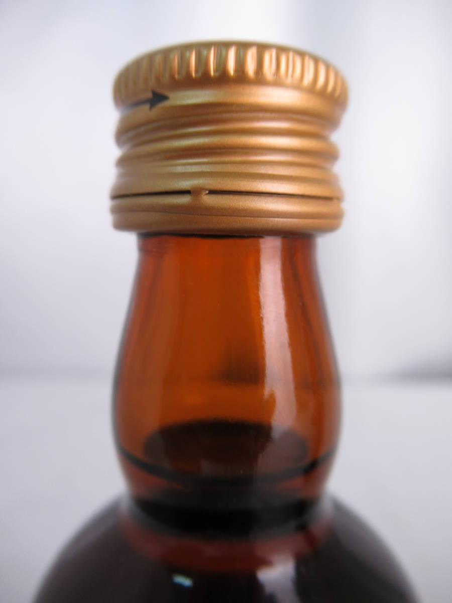 希少 レア Suntory Brandy サントリー ブランデー 試飲用見本 ミニチュアボトル 2本セット XO/XO Deluxe デラックス 50ml×2 40% #D1014l4_画像4