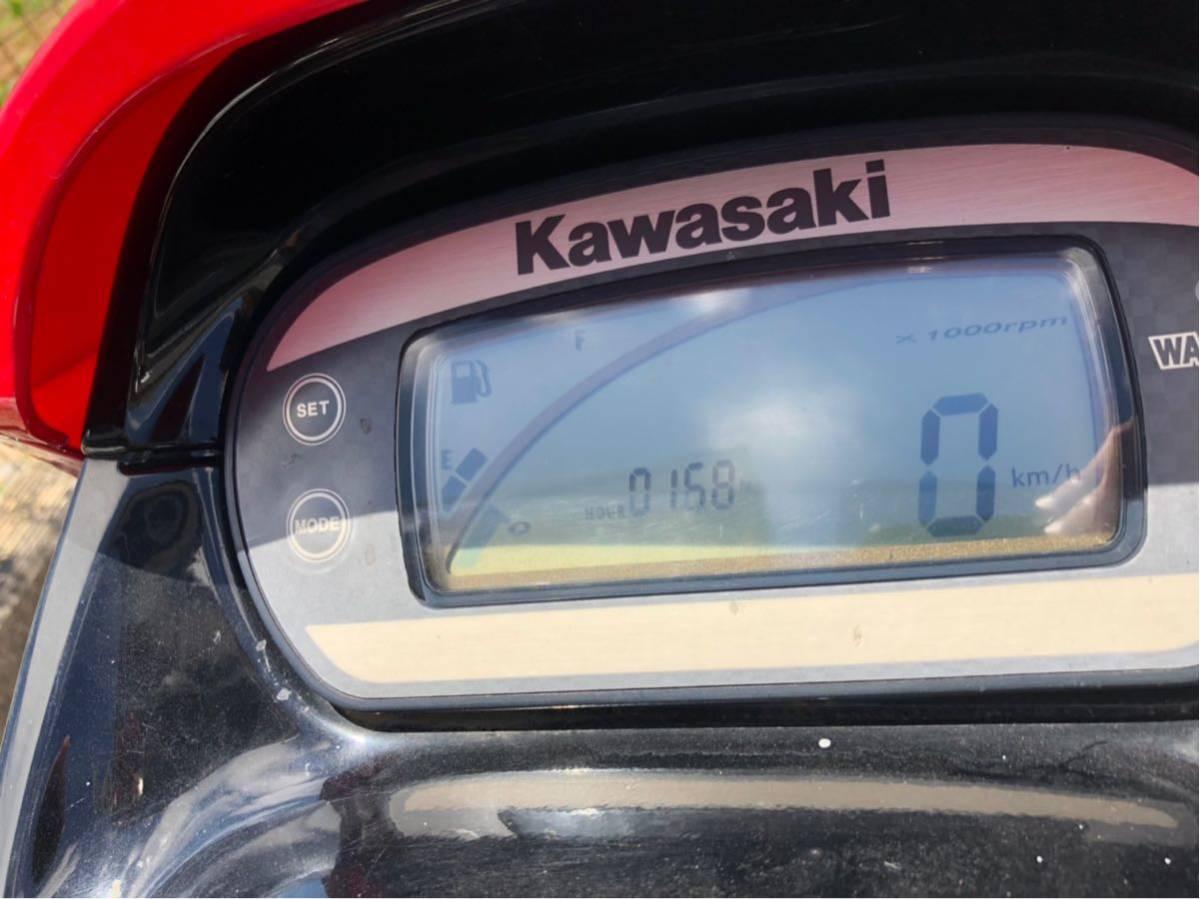 カワサキ STX15F_画像8