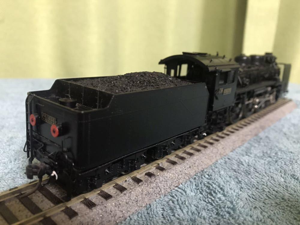 天賞堂45周年記念モデル C51 蒸気機関車_画像7