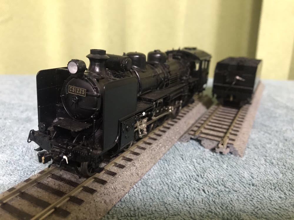 天賞堂45周年記念モデル C51 蒸気機関車_画像5