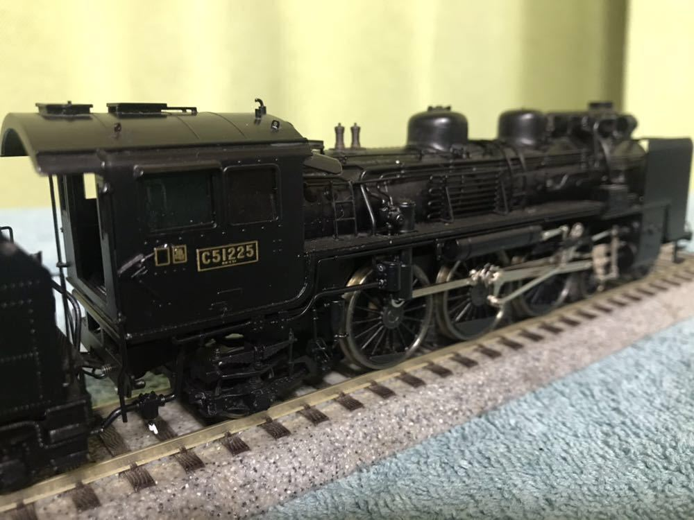 天賞堂45周年記念モデル C51 蒸気機関車_画像8