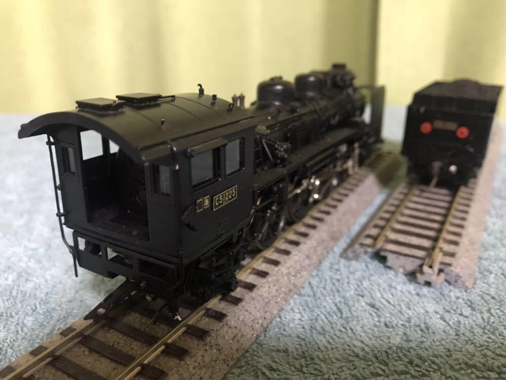 天賞堂45周年記念モデル C51 蒸気機関車_画像6