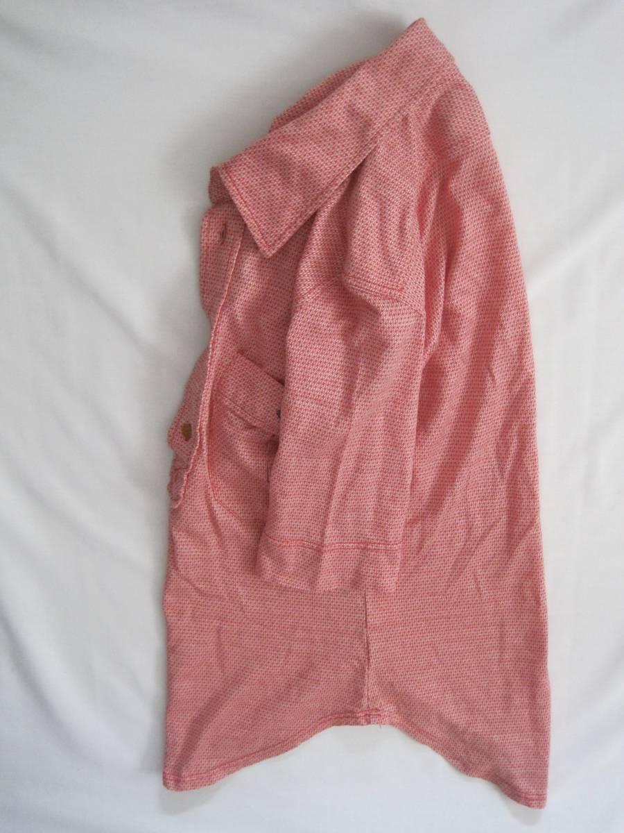 Vivienne Westwood man ヴィヴィアンウエストウッド マン 半袖シャツ S 初期 イタリア製 オリゾンティ_画像5