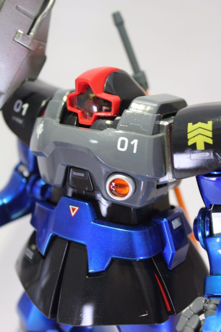 1/100 MG 徹底塗装 ランバラル専用リックドム 塗装済み 完成品_画像8