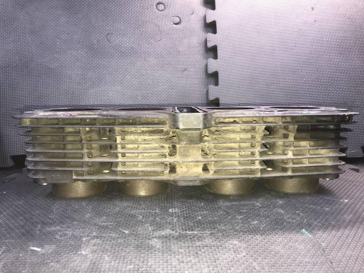 Z1000Jシリンダー φ69.4 フィン欠け 曲がりあり #26 Z1000R_画像3