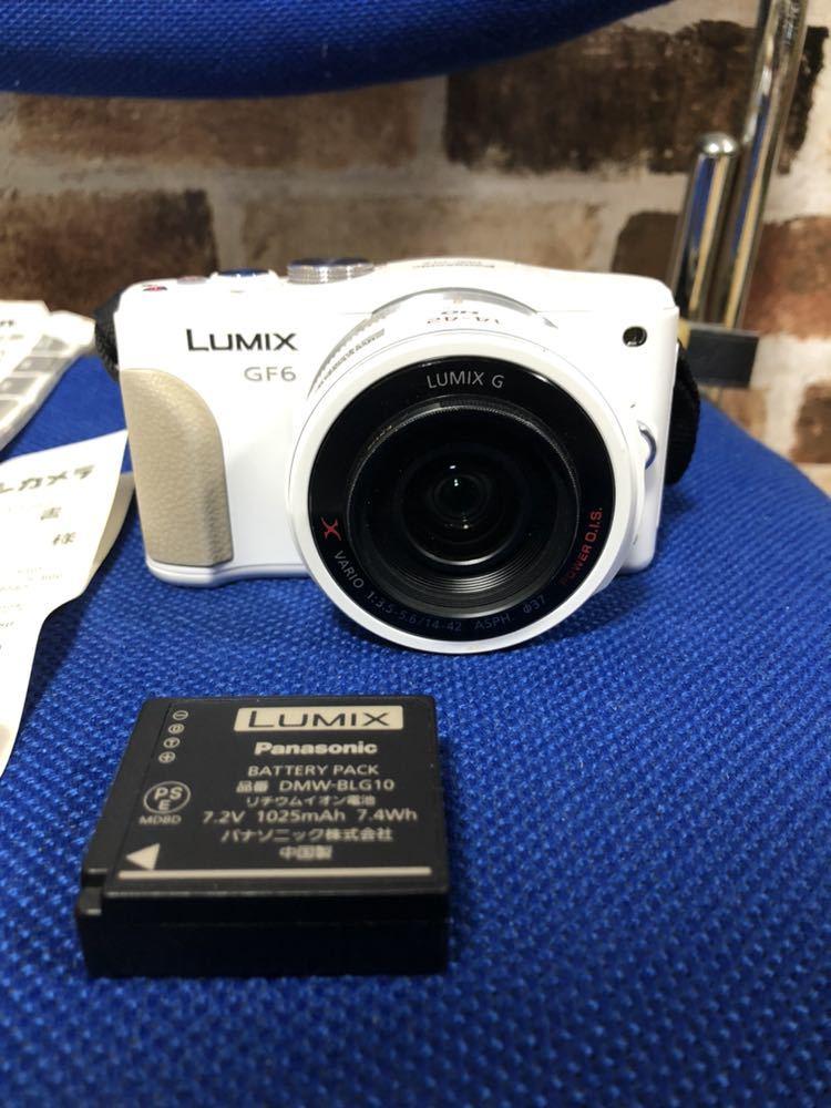 パナソニック Panasonic LUMIX DMC-GF6_画像2