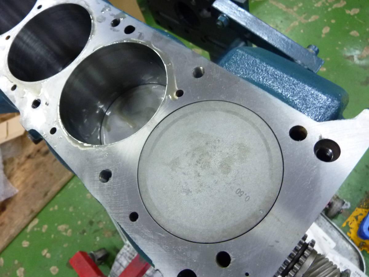 L型 L32 チューンエンジン 新規制作後未使用  L6 L28 L30 N42 S30 S130 GC10 GC110_画像5