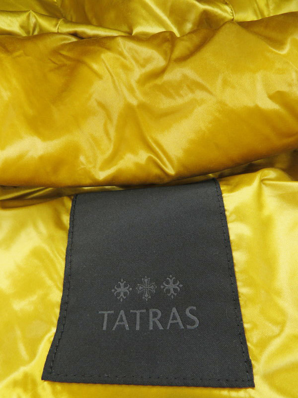 ☆TATRAS タトラス 新作 ダウンベスト/メンズ/03☆国内正規品_画像5