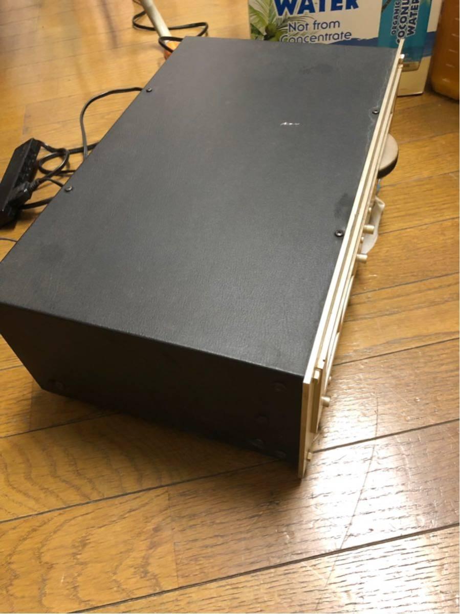 marantz model 2100 AM/FMチューナー動作品(訳あり)_画像3