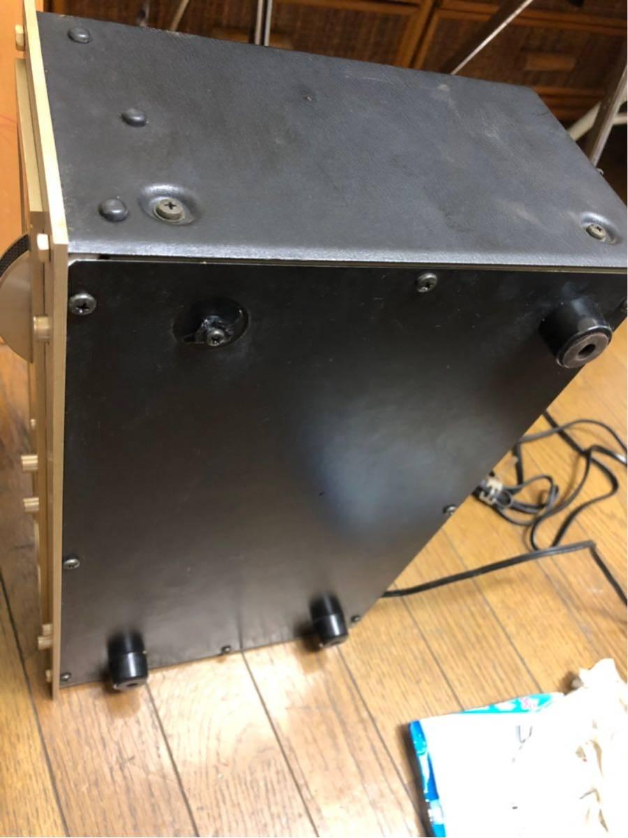 marantz model 2100 AM/FMチューナー動作品(訳あり)_画像6