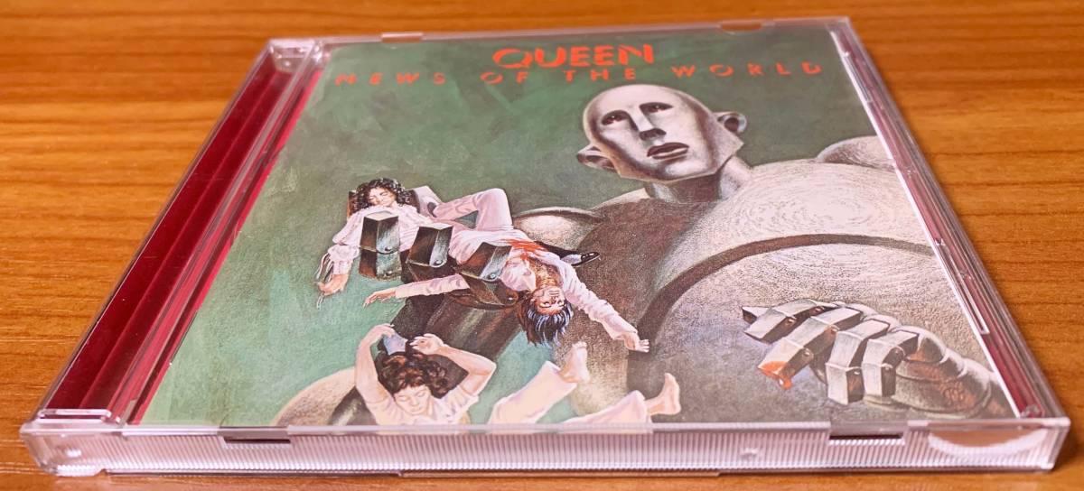 【希少品・廃盤】Queen クイーン 世界に捧ぐ UIGY-9515【SACDシングルレイヤー盤】_画像4