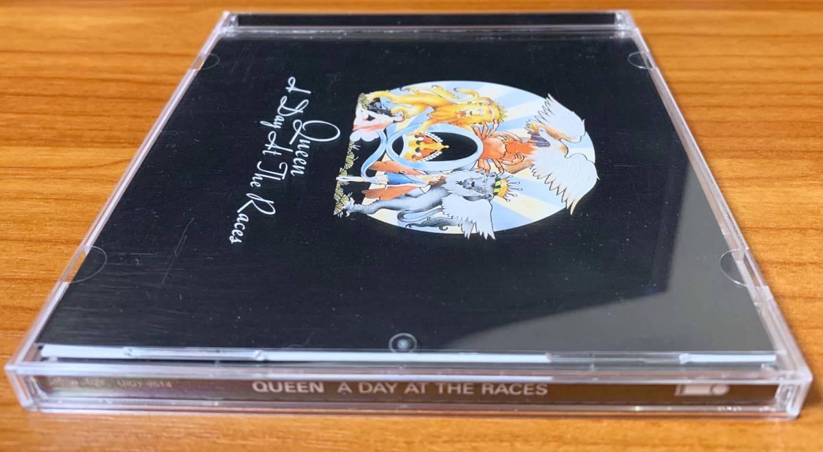 【希少品・廃盤】Queen クイーン 華麗なるレース UIGY-9514 【SACDシングルレイヤー盤】_画像5