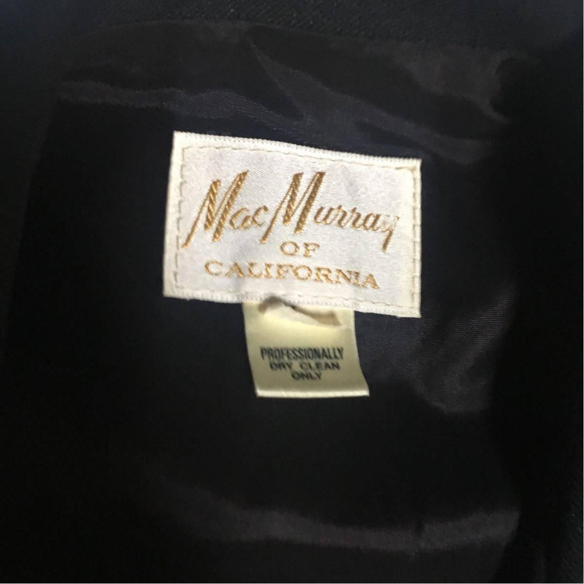 mac murray ウエスタン ジャケット ブルゾン ビンテージ 50s hbarc ギャバ ギャバジャン レーヨン ジョニーデップ レア 希少 ヴィンテージ _画像2