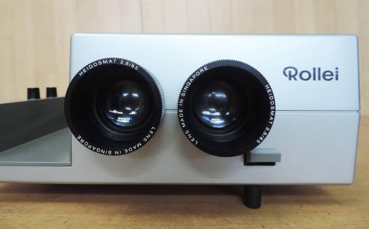 t9142◇Rollei ローレイ【P3800】スライド プロジェクター_画像5