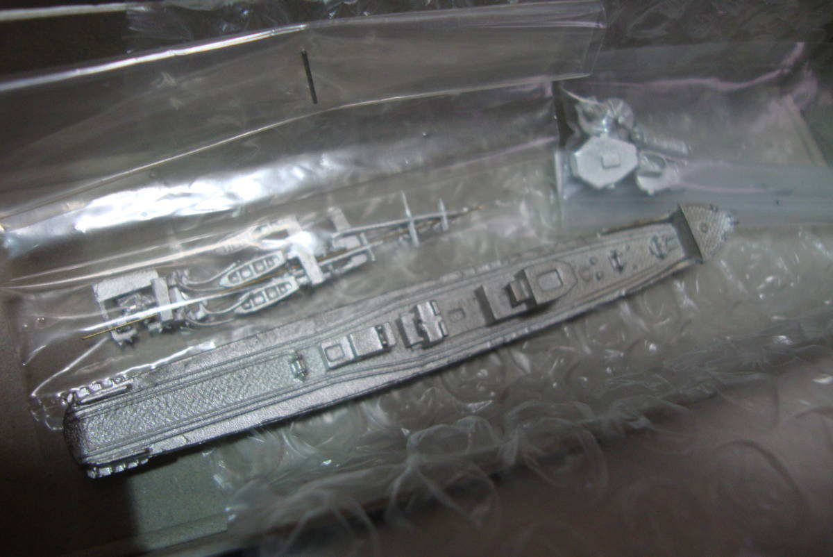 絶版 メタル製キット 旧日本海軍 敷設艦 燕型 入手困難 ラスト1個 ショップ品切れ_画像3