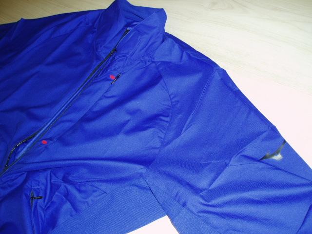 即決!新品★MIZUNO(ミズノ)ウィンドブレーカージャケット パンツ 上下セット【\17,064】【XL_画像3