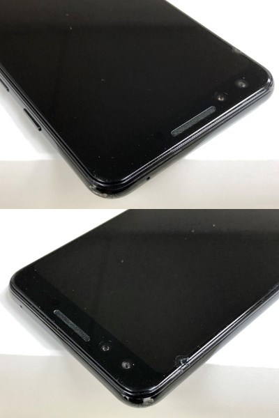 即決【稼働品ジャンク扱い/中古】〇判定♪ Softbank Google Pixel 3 64GB ジャスト ブラック ソフトバンク Android スマホ 本体 即送♪_画像6