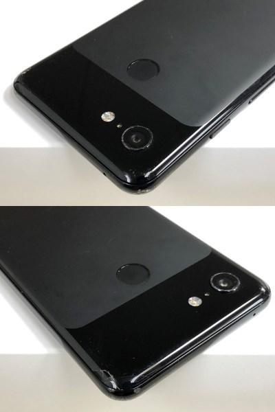 即決【稼働品ジャンク扱い/中古】〇判定♪ Softbank Google Pixel 3 64GB ジャスト ブラック ソフトバンク Android スマホ 本体 即送♪_画像7