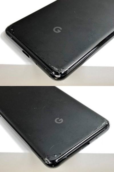 即決【稼働品ジャンク扱い/中古】〇判定♪ Softbank Google Pixel 3 64GB ジャスト ブラック ソフトバンク Android スマホ 本体 即送♪_画像8