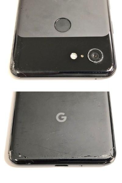 即決【稼働品ジャンク扱い/中古】〇判定♪ Softbank Google Pixel 3 64GB ジャスト ブラック ソフトバンク Android スマホ 本体 即送♪_画像9