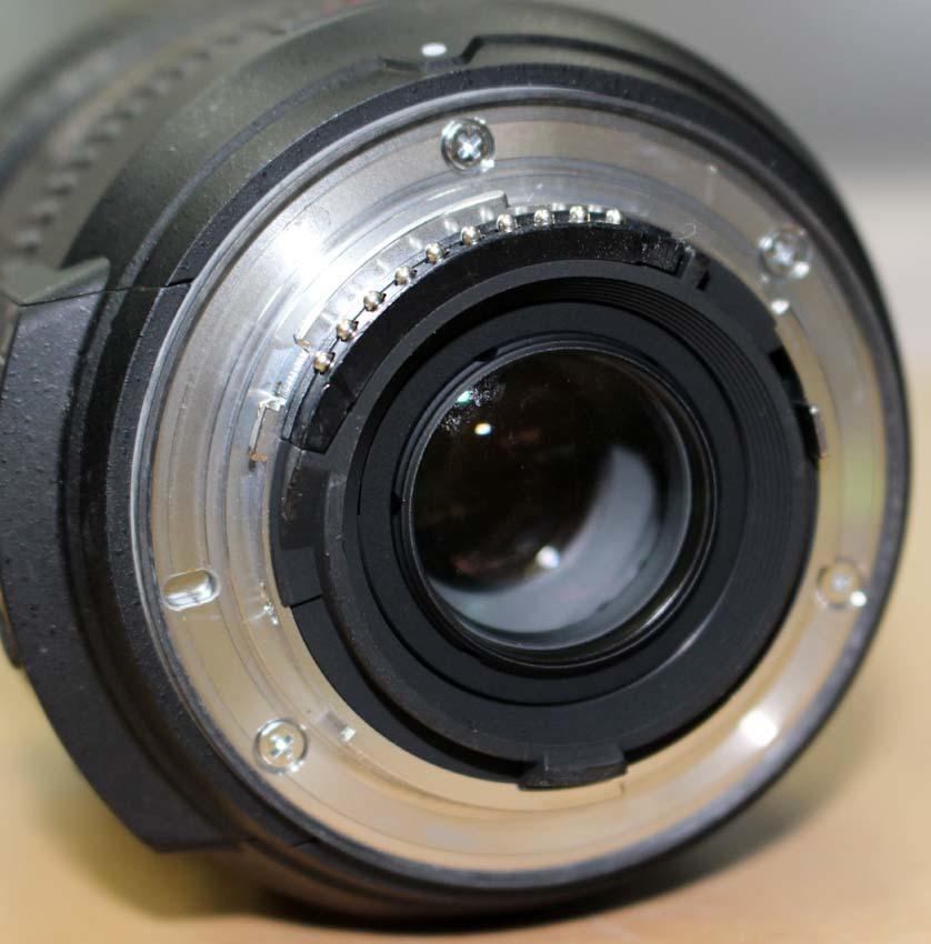 ジャンク品★Nikon AF-S DX NIKKOR 18-200mm f3.5-5.6 G ED VR★_画像4