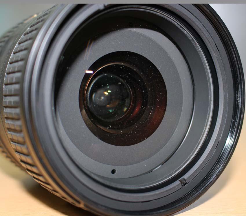 ジャンク品★Nikon AF-S DX NIKKOR 18-200mm f3.5-5.6 G ED VR★_画像3