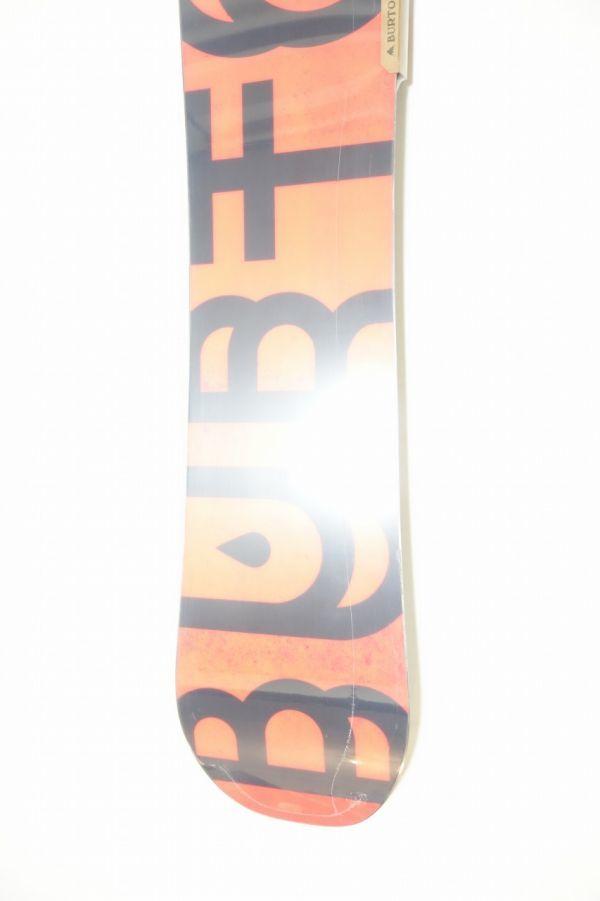 新品未使用 18/19 2019年 BURTON バートン TALENT SCOUT 141cm タレントスカウト スノーボード 板 キャンバー_画像9