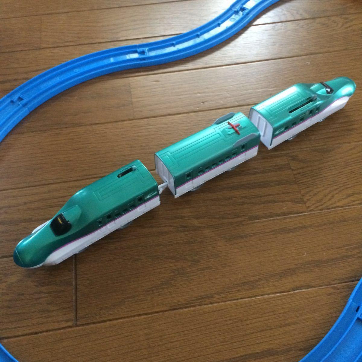 [中古]タカラトミー/E5系新幹線とE6系新幹線セット