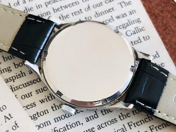 ■激レア!動作良好■高級/オメガ Ω【OMEGA】手巻きメンズ腕時計/1940'sビンテージ/アンティークウォッチ/35㎜/Cal.30T2/30㎜キャリバー_画像7