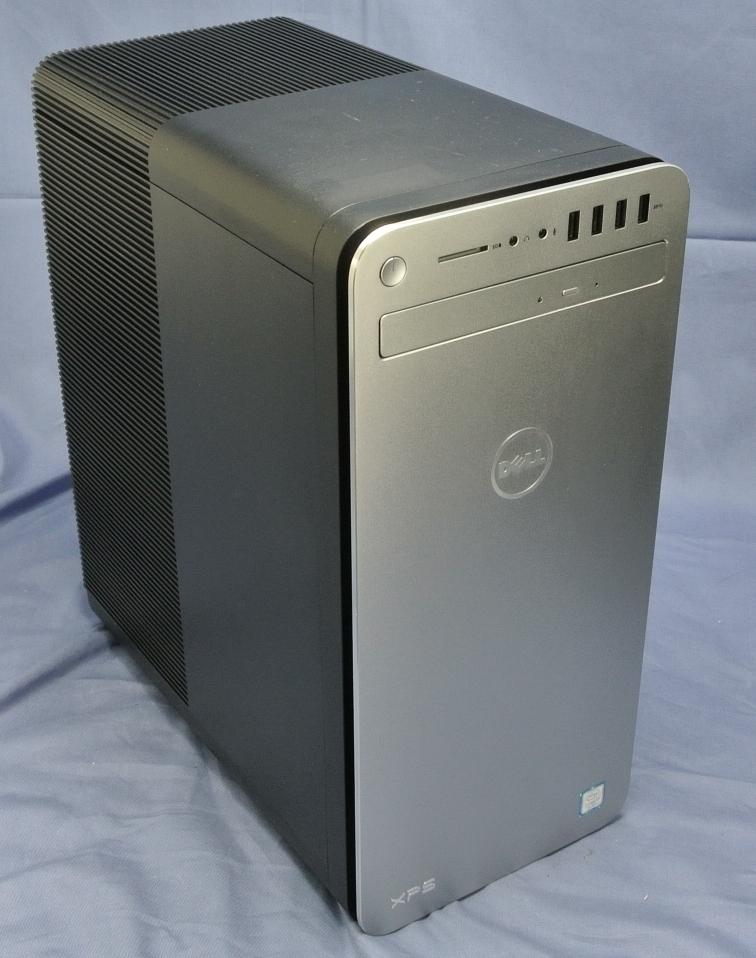 SSD500G爆速 上位機種 DELL XPS 8920/i7-7700/16G/新SSD500GB+2TB/HD6800/Win10Pro/office2016/CAD・イラスト・動画編集・即使用可_画像7