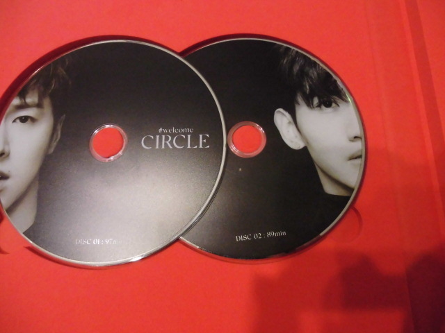 ★☆東方神起 CIRCLE DVD2枚組 美品 ソウルコン スペシャルカラーフォトブック☆★_画像4