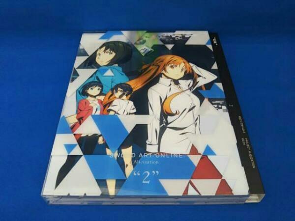 ソードアート・オンライン アリシゼーション 2(完全生産限定版)(Blu-ray Disc)_画像1