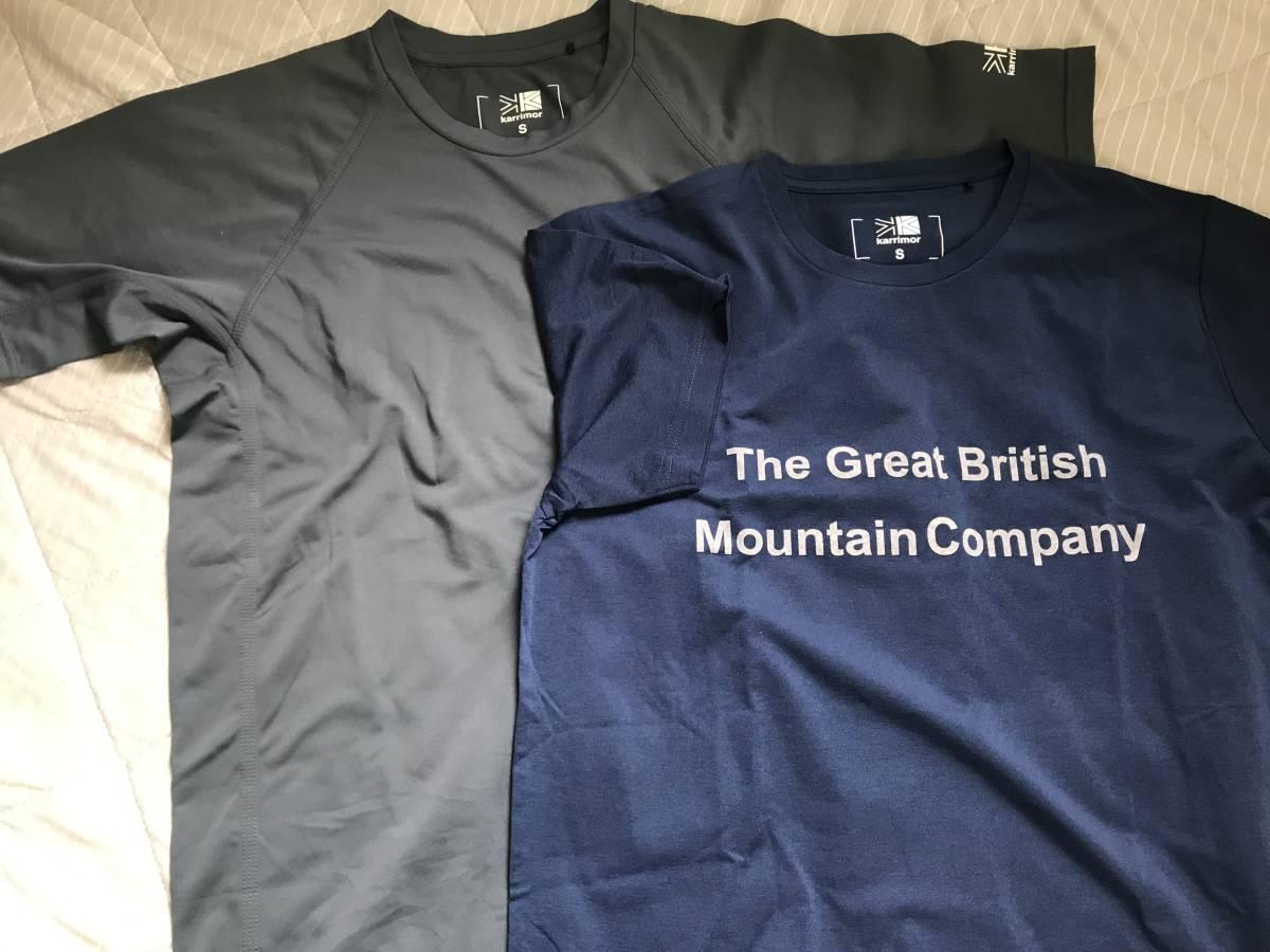 カリマー 速乾 Tシャツ 未使用 2枚
